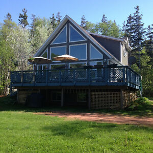House for Sale with Deeded Water Access on Brackley Bay