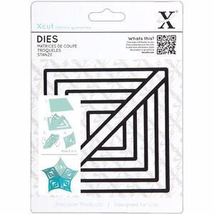 X-Cut Decorative Die - Christmas 3D Snowflake - $20