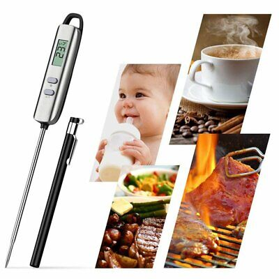 HABOR Digital Food Thermometer Temperature Probe Baking Meat Cooking Sensor Tool