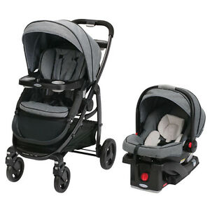 Grace modes click connect stroller Cambridge Kitchener Area image 1