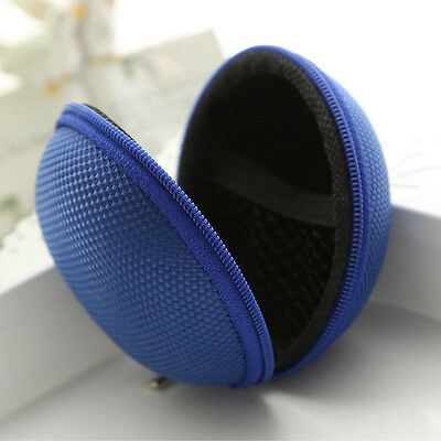 Earphone Packet Headset Bag SD Card Case Holder Headphone Earbud Carrying Box