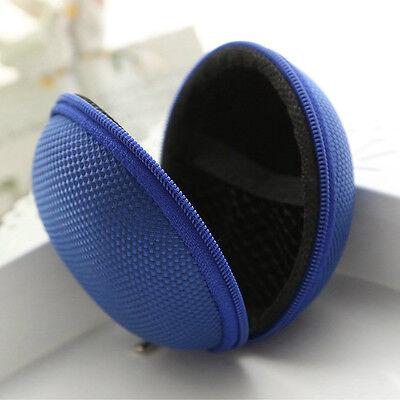 Earphone Packet Headset Bag SD Card Case Holder Headphone Earbud Carrying Box