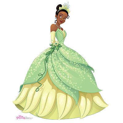 TIANA Princess & Frog Disney Lifesize CARDBOARD CUTOUT Standee Standup Poster