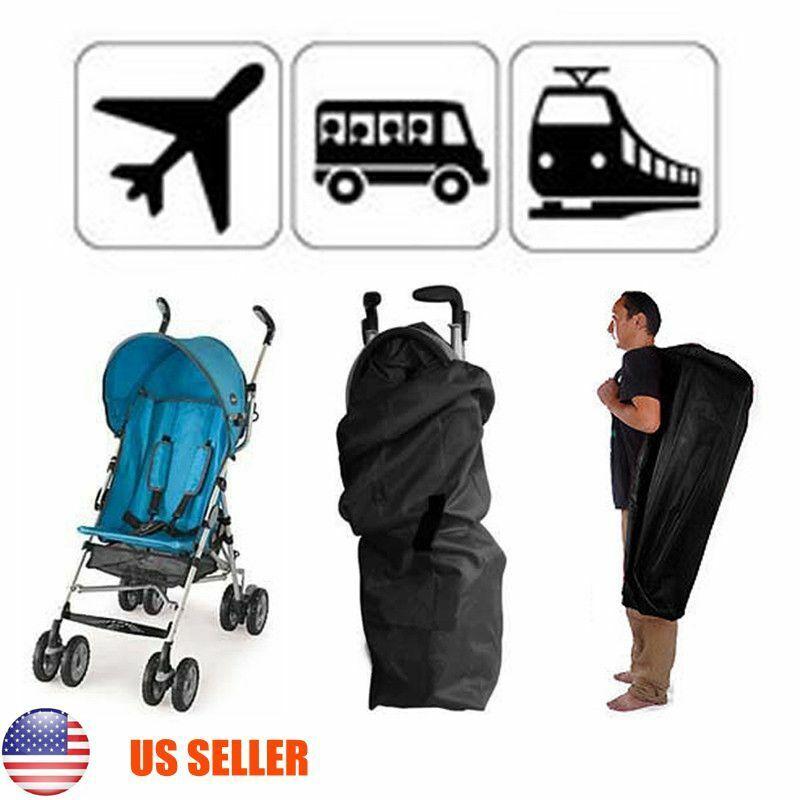 Waterproof Portable Travel Baby Umbrella Stroller Pram Gate Check Storage Holdal