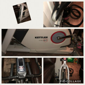 Kettler Giro GT stationary bike