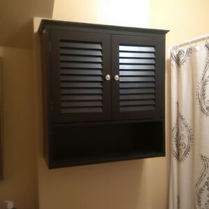 Bathroom Cabinet - Perfect condition