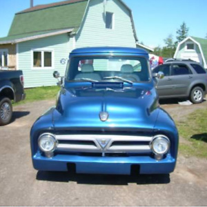 1953 ford f100  anvervissery series