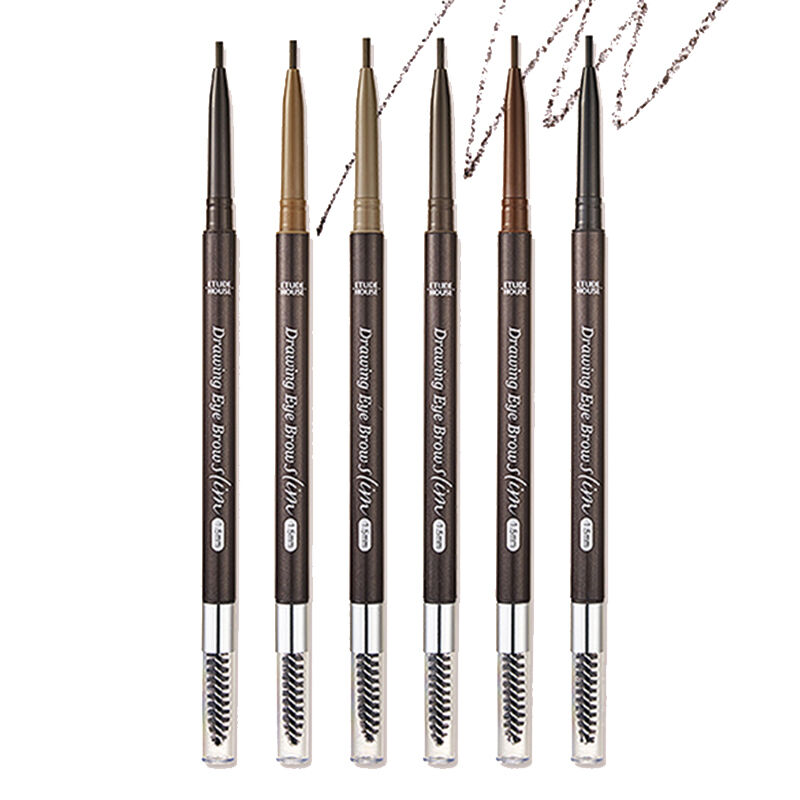Drawing Slim Eyebrow 1.5mm 6 Color 0.05g - Best Korea Cosme