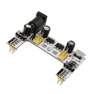 Arduino Mb102 Breadboard Power Supply Module Mini Usb Dc 7-12v New Q B Ha