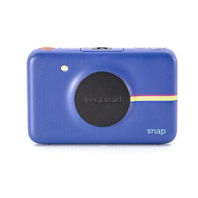 Polaroid Snap Instant Digital Camera Blue - POLSP01NB - UNIT ONLY