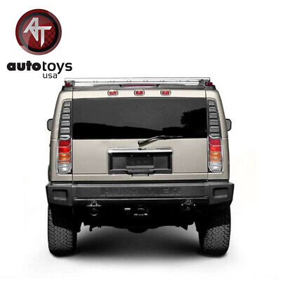 ATU 2003 2009 Hummer H2 Stainless Tail Lights Guards for sale  Shipping to Canada