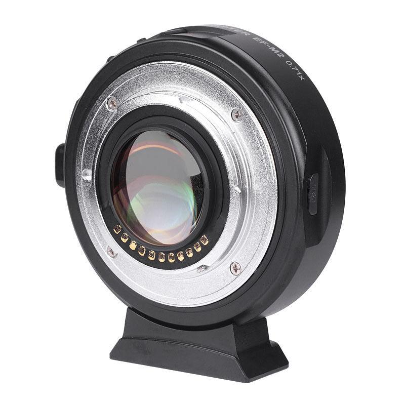 HH3843-FBA VILTROX EF-M2 II AF Auto Focus Lens Mount