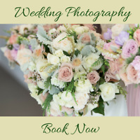 Wedding Photography - 250 for 4 hours, 450 for 6 hours