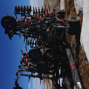2006 case-IH 3430 tank with 1997 47 ft Flexi-coil 5000 drill