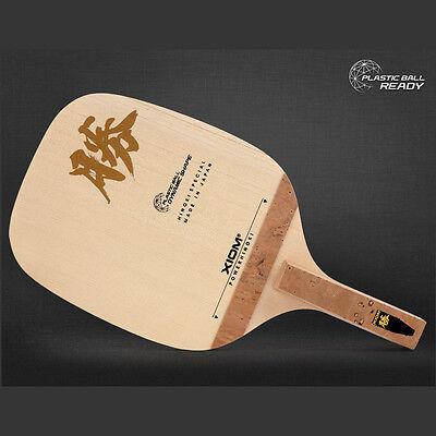 XIOM POWER HINOKI SHEUNG Blade Penhold Table Tennis Paddles Ping Pong Racket Bat
