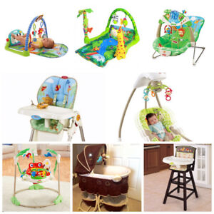 Baby Items - Mostly Fisher Price