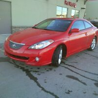 2004 Toyota Solara Sport Coupe (2 door)