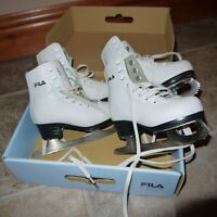 Girls Fila skates