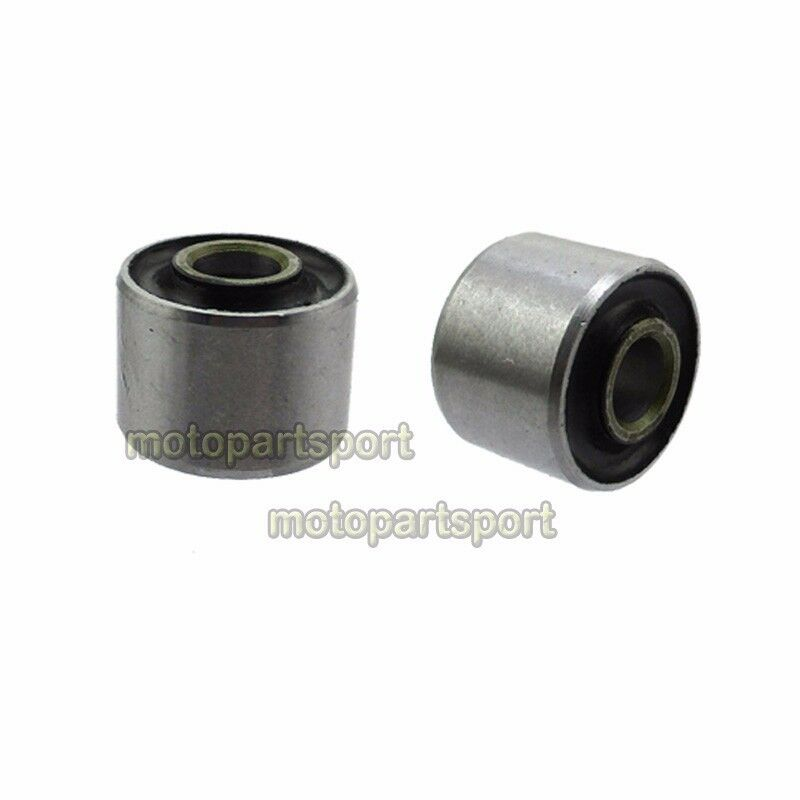 2x Engine Mount Bushing For GY6 50 80cc 4 Stroke 139QMB Scooter ATV Go Kart NST