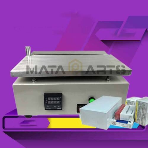 Film Packing Wrapper Blister Sealing Machine Manual Cellophane Wrapping Machine