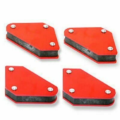 4 Mini Arrow Welding Magnets Holder 10 Lb Strength 10lb