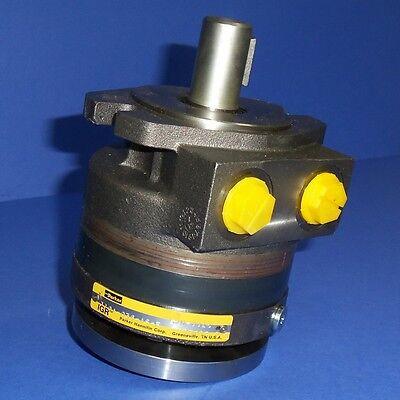 Parker 1 Shaft Dia. 34 Npt Hydraulic Motor 110a-036-as-e New