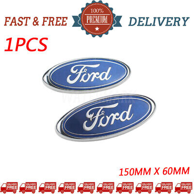 Genuine New Ford Focus 2004 C-Max Oval Ford Front Grille Badge Emblem Flip Type