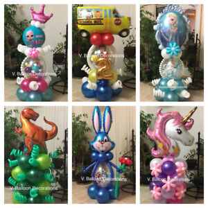 LOL Dolls balloon and any other favorite characters!