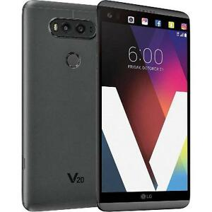 "LG V20 H990DS 64GB Dual Sim 5.7"" Titan / Silver - Factory Unlocked. Brand new!"