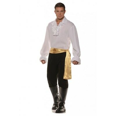 Underwraps High Seas Bandit White Sailor Pirate Adult Mens Halloween Costume](Halloween Bandit Costume)