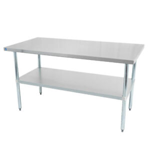 Restaurant Equipment - Stainless steel table, Sink, Grease trap