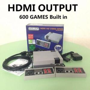 Limited Edition DEAL WONT LAST !!! 600 Classic Games Console