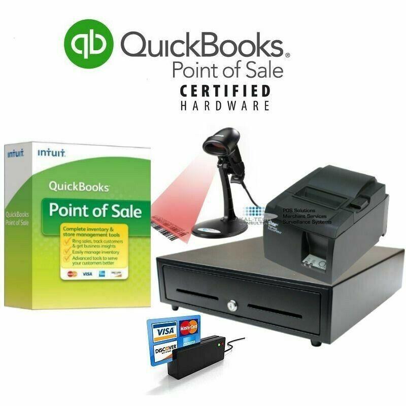 Quickbooks POS Hardware Bundle