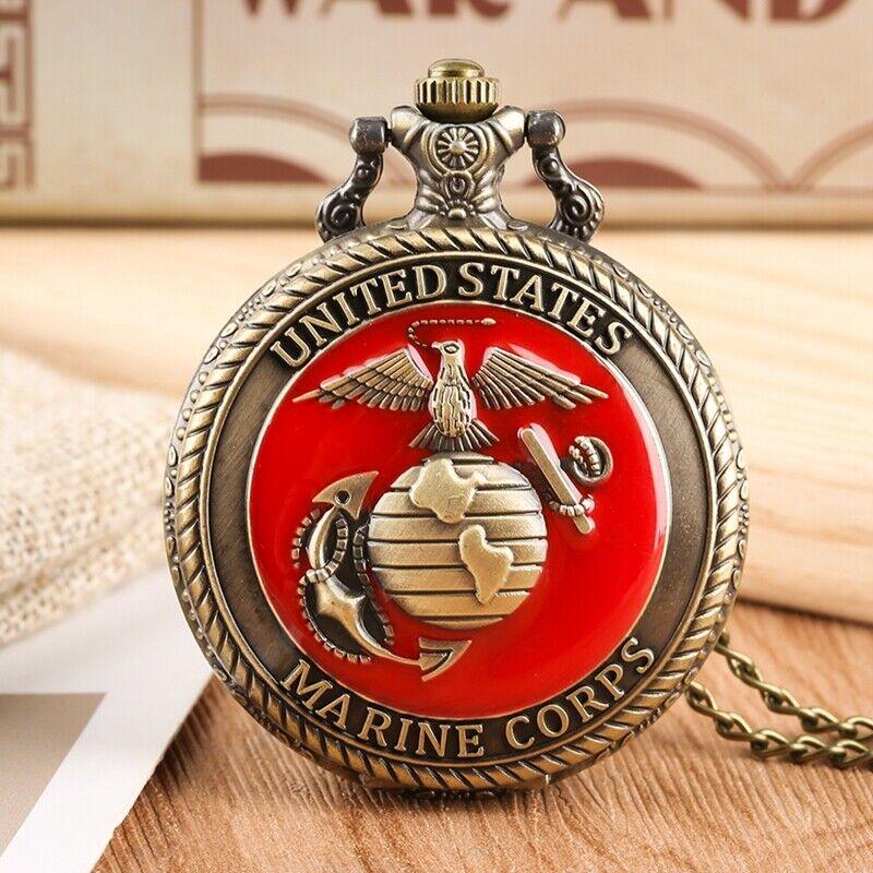 Antique UNITED STATES Marine Corps Men