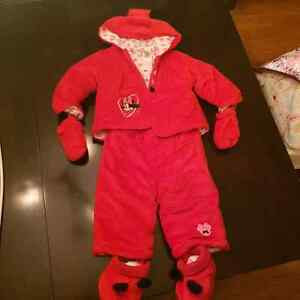6/12 months disney doubles fleece outerwear Kingston Kingston Area image 1