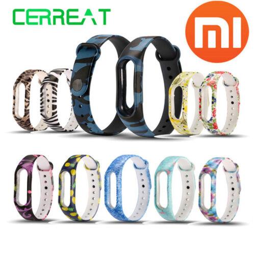 Smart Watches Watches, Parts & Accessories Anwendbar Für Xiaomi Armband 3 Gemaltes Muster Personalisierter Druckgurt Hot