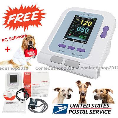 Us Seller Veterinary Blood Pressure Monitor Animal Cuff 6-11cmsoftware Fda