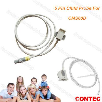 Contec 5pin Childrenkids Probe For Contec Handheld Pulse Oximeter Cms60d60c