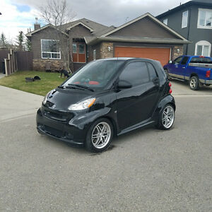 2009 Smart Car Brabus Stage 3 TURBO