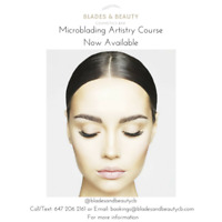 Microblading Course Oakville/Burlington/Mississauga $1500