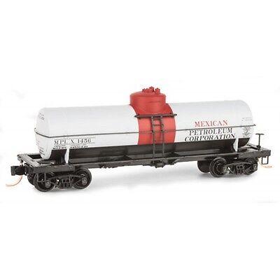 Micro Trains Mtl N Oil Tanker Series  12 Mexican Petroleum Co  39 Dome 06500840