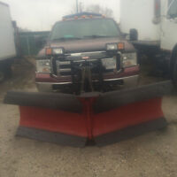 2005 Ford Other XLT Pickup Truck with two plows