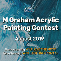 Participate in Art contest 2019 – Acrylic Painting Competition o