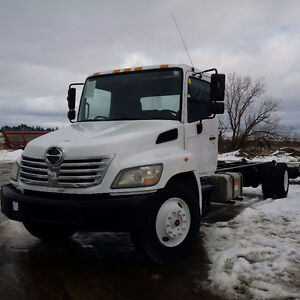 2010 HINO CHASSIS AUTOMATIC/PTO compatible