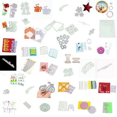DIY Metal Cutting Dies Stencil Scrapbooking Paper Card Embossing Christmas Decor - Diy Paper Christmas Decorations