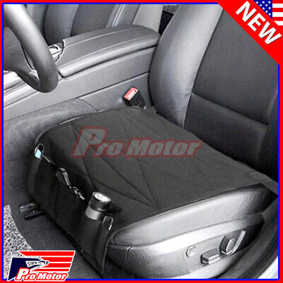 Concealed Under Car Seat Mattress Bedside Gun Pistol Handgun Holster Mag Holder