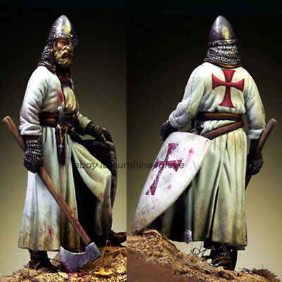 1:32 Scale 54MM Ancient Warrior Figure Model Resin Unpainted Garage Kit With Axe