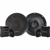 HIFONICS 6.5 CAR DOOR SPEAKER COMPONENT SET