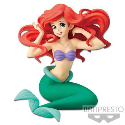 Disney Characters Crystalux 04 Litter Mermaid Ariel 6