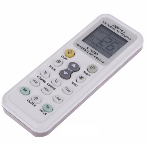 Remote Control Controller for Air Conditioner -1028E Univers